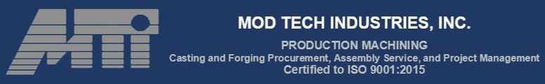 MOD TECH INDUSTRIES, INC.
